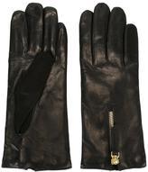 WANT Les Essentiels zip detail gloves