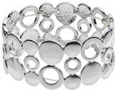 Croft & Barrow Circle Link Stretch Bracelet