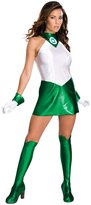 Rubie's Costume Co Costume Secret Wishes Women's Green Lantern Adult Super Heroine Costume