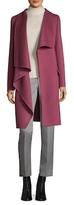 Max Mara Fumana Short Wool Coat