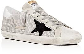 Golden Goose Unisex Superstar Low-Top Sneakers
