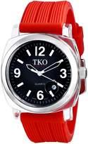 TKO ORLOGI Women's TK558-BR Milano Junior Acrylic Case Dial Watch
