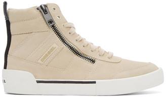 Diesel Beige S-Dvelows Sneakers