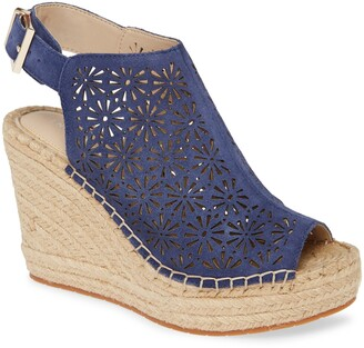 Kenneth Cole New York Olivia Platform Espadrille Sandal