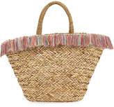 Buji Baja Seagrass Raffia Tote Bag