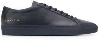 Common Projects Embossed Low-Top Sneakers