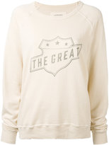 The Great 'the great' sweatshirt - women - Cotton - XS