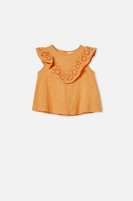 Cotton On Juliette Short Sleeve Top