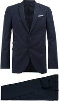 Neil Barrett formal suit - men - Cotton/Polyester/Spandex/Elastane/Virgin Wool - 50