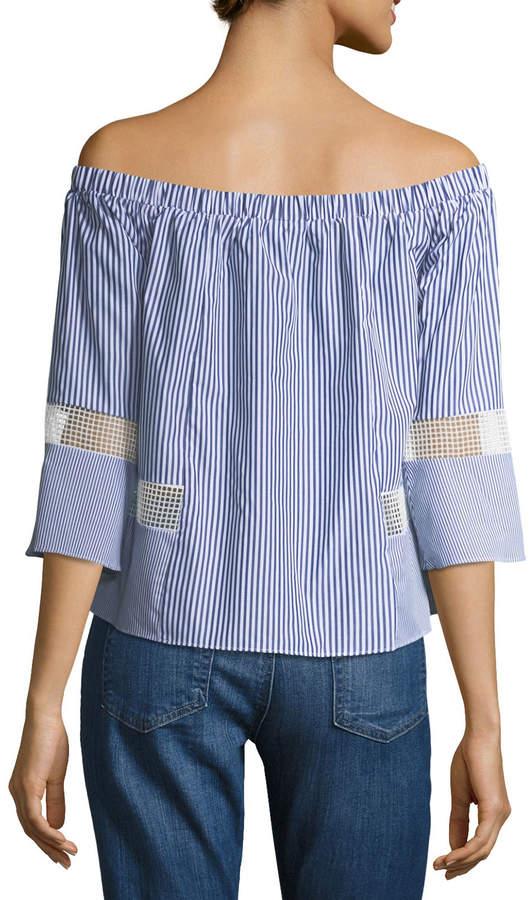 Waverly Grey Milinda Off-the-Shoulder Top