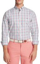 Vineyard Vines Tucker Wolfish Check Slim Fit Button Down Shirt