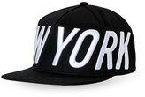 Stampd New York Snapback Cap