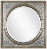 Asstd National Brand Ireneus Burnished Silver Metal Mirror