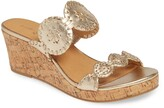 Jack Rogers Lauren Wedge Slide Sandal
