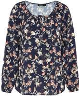 Hallhuber Floral print blouse top