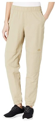 The North Face Class V Jogger (Twill Beige) Women's Casual Pants