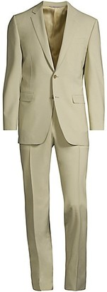 Canali Classic Italian Wool Suit