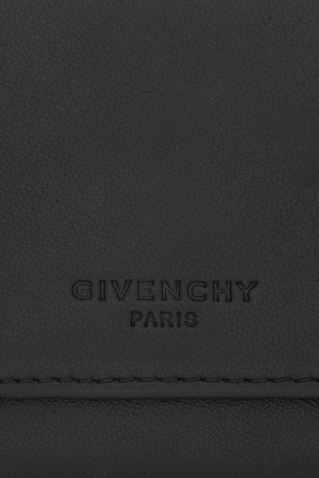 Givenchy Coin purse in black leather