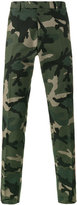 Valentino camouflage chinos - men - Cotton/Viscose - 46