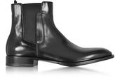 Cesare Paciotti Black Baby Horse Boots