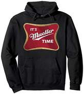 It's Mueller Time Anti Trump Impeachment Hoodie