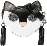 MSGM cat face crossbody bag