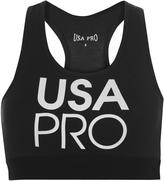 USA Pro Pro LL Crop Top Ld81