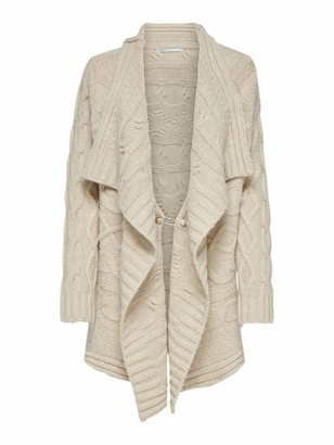 Only Women's Onqfarrah L/s Long Cardigan KNT