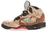 Nike Air Jordan 5 Retro Supreme Sneakers