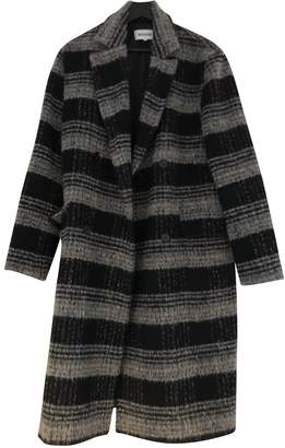 Weekday Black Coat for Women