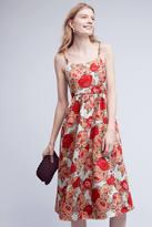 Rachel Antonoff Red Rose Dress