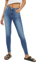 Topshop Women's Leigh Ankle Skinny Jeans