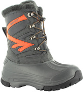 Hi-Tec Gray & Orange Avalanche Snow Boot