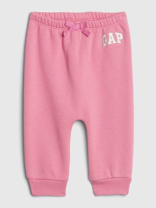 Gap Baby Logo Pull-On Pants