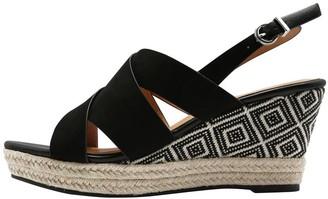 M&Co Spencers wedge sandal
