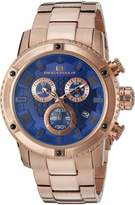 Oceanaut Men's OC3126 Impulse Analog Display Quartz Rose Gold Watch