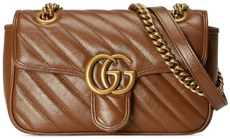 Gucci GG Marmont mini matelasse shoulder bag