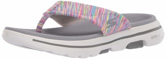 Skechers GO Walk 5 - Destined Gray/Multi