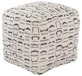 Surya Namaka Cube Pouf