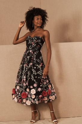 Marchesa Remi Dress