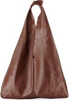 The Row Bindle Calf Leather Hobo Bag