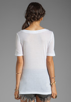 Kain Label Sheer Jersey Paloma Tee