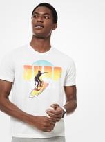 Michael Kors Cotton Surf T-Shirt