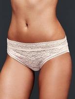 Gap Super soft lace bikini