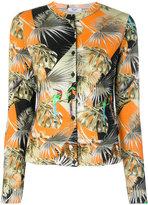 Blugirl jungle slim-fit cardigan