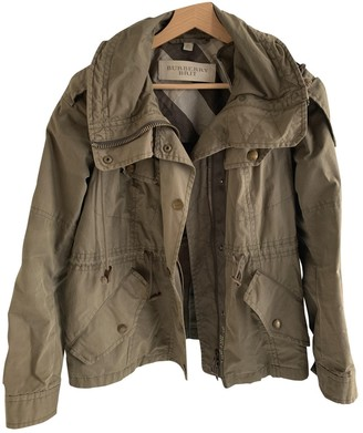 Burberry Other Synthetic Leather jackets