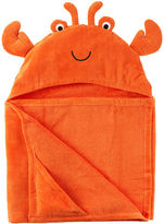 Carter's Crab Hooded Towel