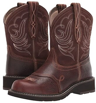 Ariat Fatbaby Heritage (Dapper Copper Kettle/Brownie) Cowboy Boots