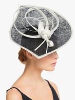 John Lewis & Partners Serena Leaf Disc Occasion Hat