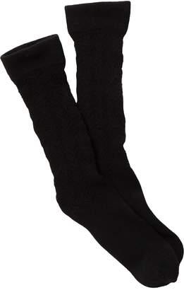 Oroblu Eden Pointelle Knit Socks